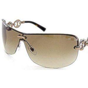 GUCCI Semi Rimless Marina Chain Sunglasses  2772/S